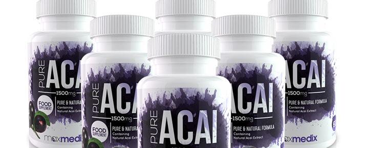 Bacche di Acai: sono efficaci per dimagrire?