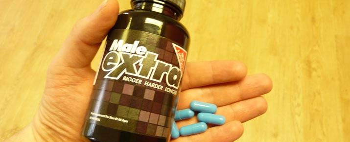 Male Extra: pillole per avere un'erezione migliore