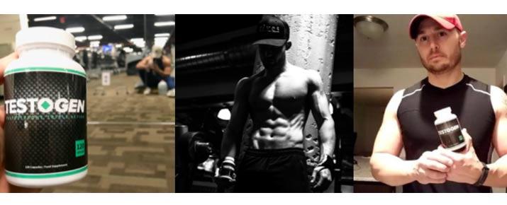 Testogen: stimolatore del testosterone naturale per la muscolazione